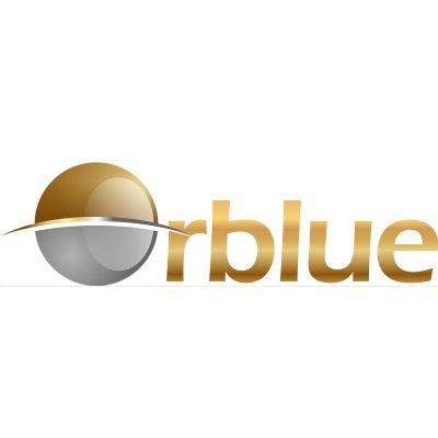 orblue brand logo