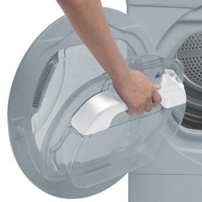 Asciugatrice Candy CS4 H7A1DE-S Slim maniglia IMG 4