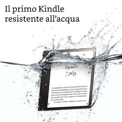 E-book reader Kindle Oasis acqua IMG 2