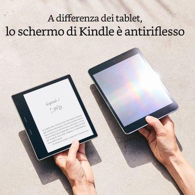E-book reader Kindle Oasis display IMG 4