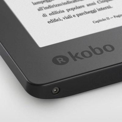 E-book reader Kobo Aura H2O edition 2 dettaglio IMG 2