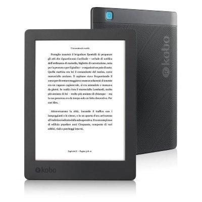eBook reader Kobo Aura H2O edition 2