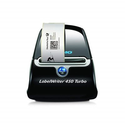 Etichettatrice Dymo LabelWriter 450 Turbo easy si IMG 4