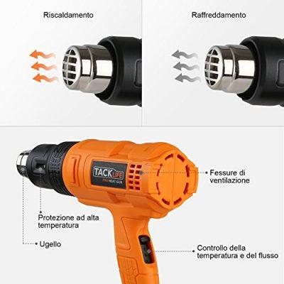 Funzioni Pistola termica Tacklife HGP70AC IMG 5