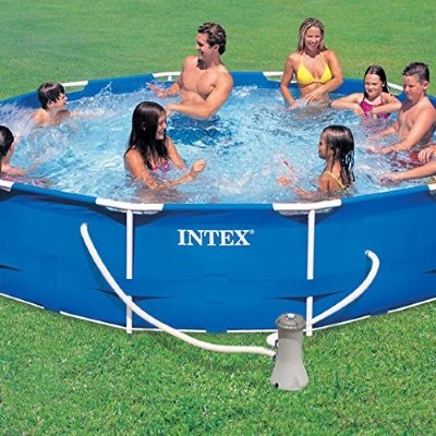 Piscina da giardino Intex 28212 acqua esterno IMG 3