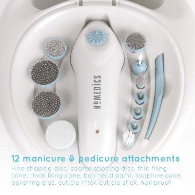 Set Manicure e Pedicure Homedics MAN-3023A-EU su IMG 5