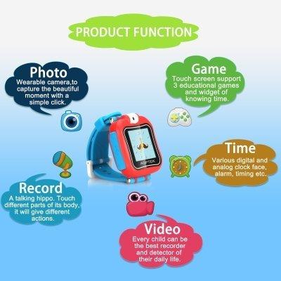 SmartWatch per Bambini 4-9 Anni AGPTEK multi funz IMG 4