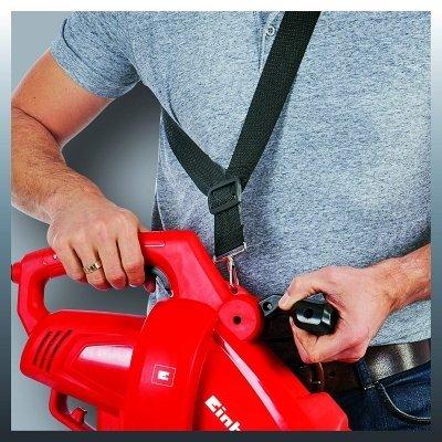 Soffiatore aspiratore Einhell 3433300 GC-El 2500 impugnatura IMG 2
