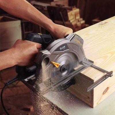Taglio legno-Sega circolare TECCPO TACS01P IMG 4