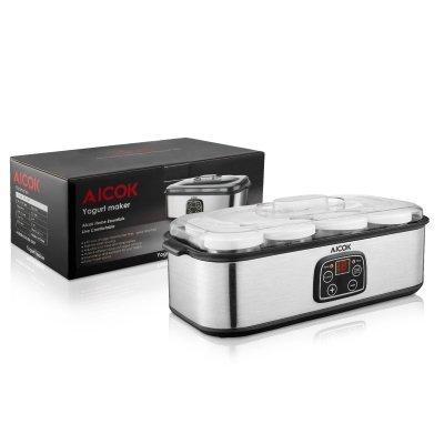Yogurtiera elettrica Aicok pack IMG 5