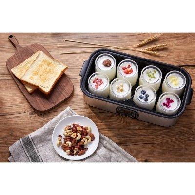 Yogurtiera elettrica Aicok cibo IMG 4