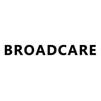 broadcare logo marchio