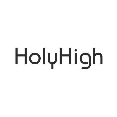holyhigh logo marchio