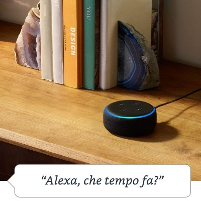 Assistente vocale Amazon Echo Dot question alexa IMG 2