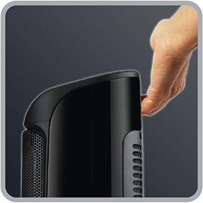 Termoventilatore Ceramico Rowenta Mini Excel Eco Safe mano alza