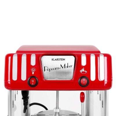 macchina per popcorn Klarstein Volcano dettaglio brand IMG 4