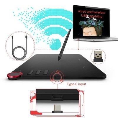 tavoletta Xp-Pen Deco 03 type wifi IMG 4
