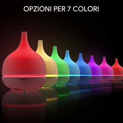 Diffusore di aromi AUKEY BE-A5 colori IMG 4