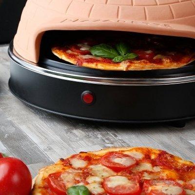 Forno per pizza Ultratec Pizzarette Classic XXL spia IMG 3