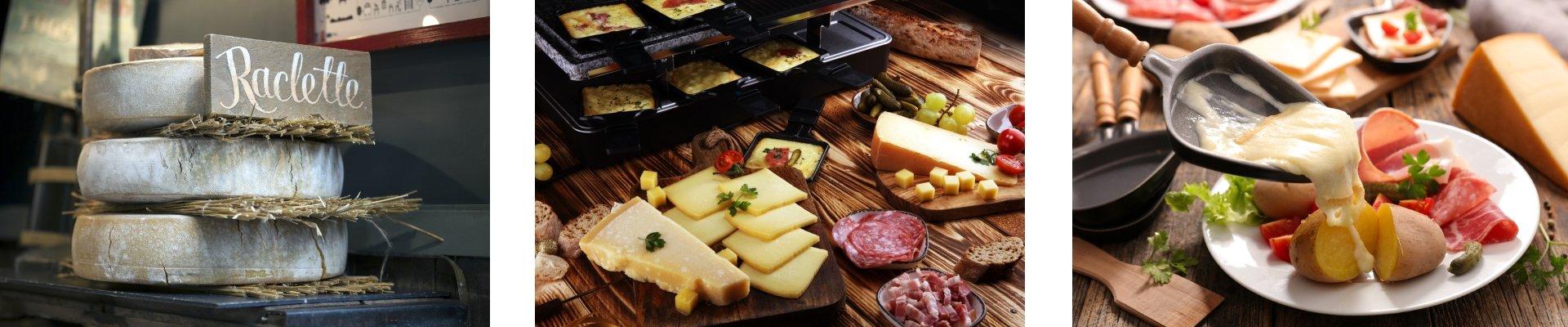 come fare formaggio raclette