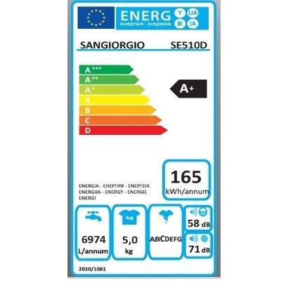 Lavatrice San Giorgio SES510D classe energetica IMG 3