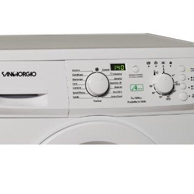 Lavatrice San Giorgio SES510D comandi IMG 4
