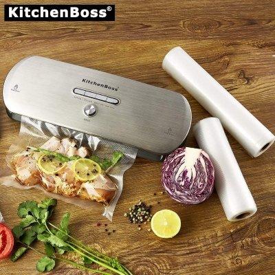 Macchina sottovuoto KitchenBoss presentazione IMG 1