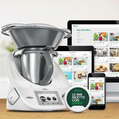 robot da cucina vorwerk tm5 ricettario digitale IMG 3