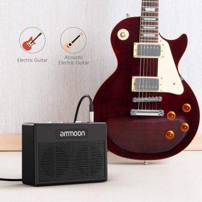 Amplificatore Ammoon strumenti IMG 5