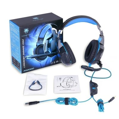 Cuffie gaming Kingstop accessori