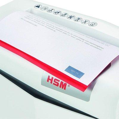 Distruggidocumenti da 6 mm HSM strumenti IMG 4