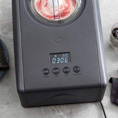 Gelatiera Emma con compressore autorefrigerante funzioni IMG 2