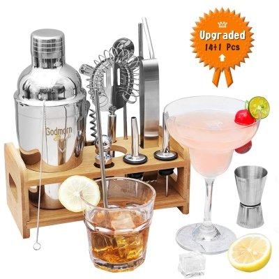 Recensione Kit da Barman Godmorn Shaker