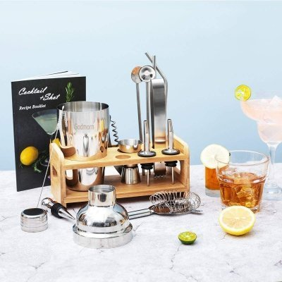 Kit da barman Godmorn accessori IMG 1