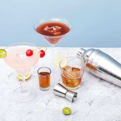 Kit da barman Godmorn strumenti IMG 4