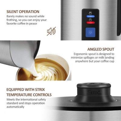 Montalatte elettrico KYG funzionalità IMG 3