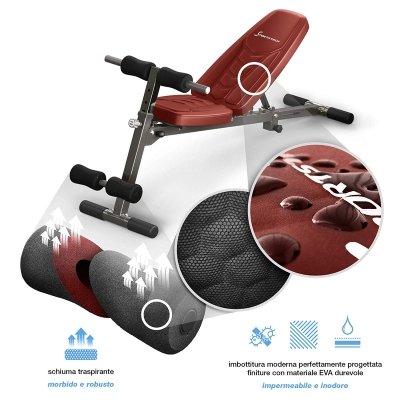 Panca sollevamento pesi Sportstech caratteristiche IMG 1
