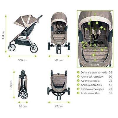 Paseggino baby jogger accessori IMG 1