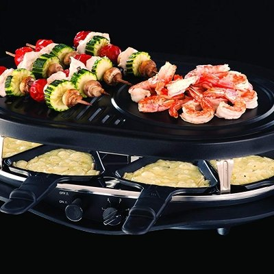 Raclette Russell Hobbs funzioni IMG 3