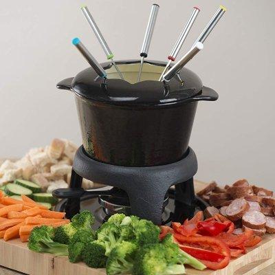 Set fonduta Kitchen Craft MasterClass funzioni IMG 4