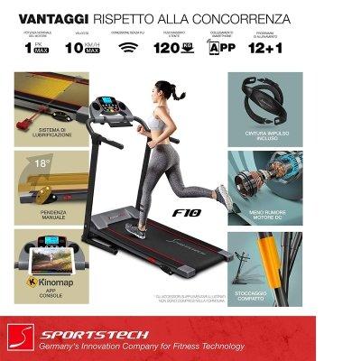 Tapis roulant sportstech.j funzionipg IMG 4