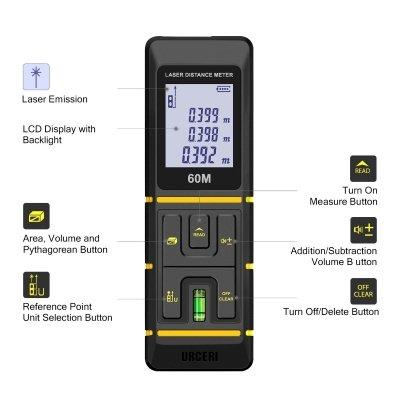 Telemetro Urceri Laser Z1 caratteristiche IMG 2