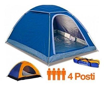 Tenda da campeggio IGLOO