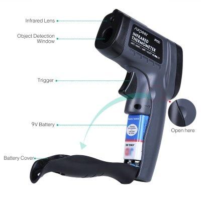 termometro a infrarossi surpeer funzioni IMG 4