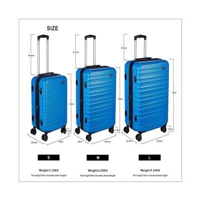 valigia amazon basics IMG 5