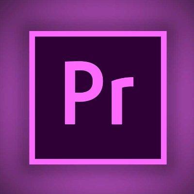 Software editing video Adobe Premiere Pro