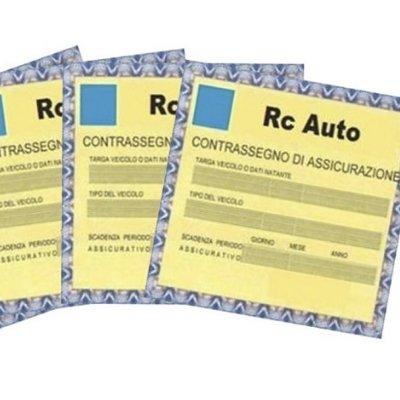 assicurazione auto contrassegno