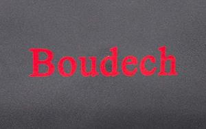 boudech logo