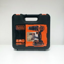 kit Trapano Black & Decker BDCHD18K-QW IMG 1