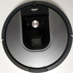 robot aspirapolvere roomba irobot 960